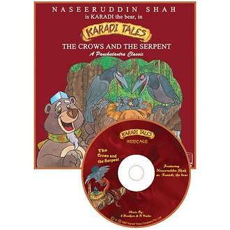 The Crows and the Serpent - Children Audio Book
