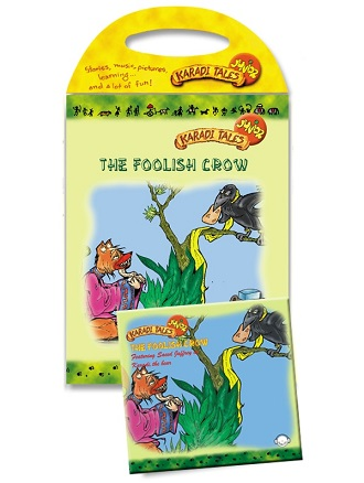 The Foolish Crow - Children Audio Book