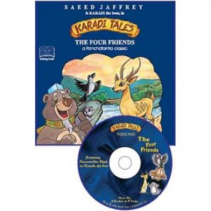 The Four Friends - Children Audio Book