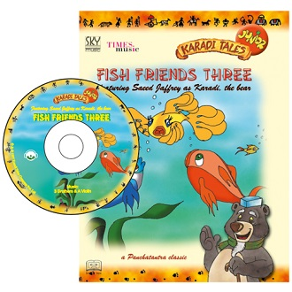 Fish Friends Three Junior - Children Audio Book