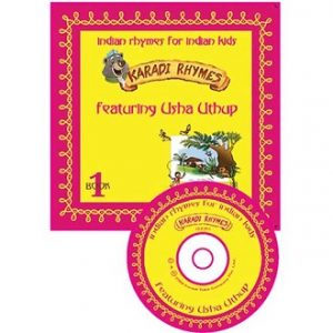 Karadi Rhymes Volume 1 - Children Audio Book