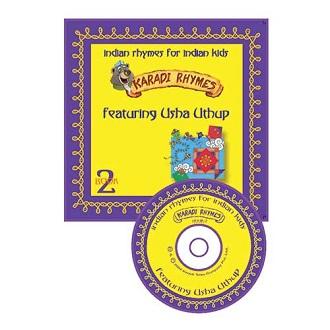 Karadi Rhymes Volume 2 - Children Audio Book