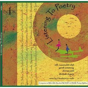 Listening to Poetry – Vol I - Children Audio Book