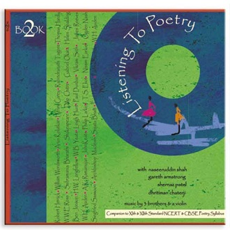 Listening to Poetry – Vol II - Children Audio Book