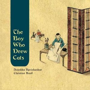 The Boy Who Drew Cats - Children Picture Book