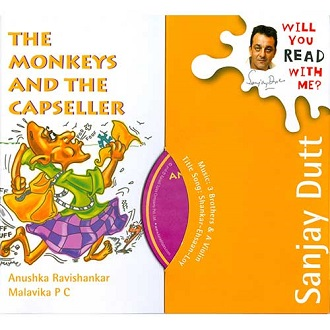 The Monkeys and the Capseller - Children Audio Book