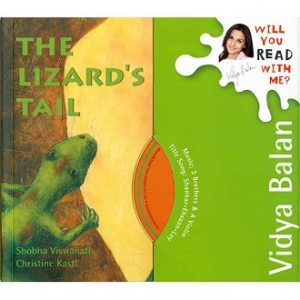 The Lizard's Tail - Children Audio Book