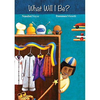 What Will I Be - Children Picture Book