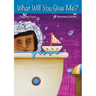 What Will You Give Me - Children Picture Book