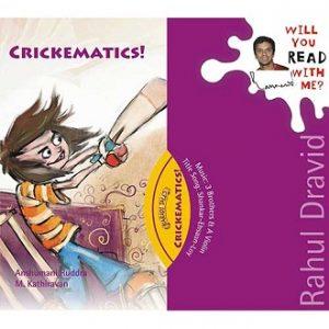 Crickematics - Children Audio Book