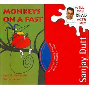 Monkeys on a Fast - Children Audio Book