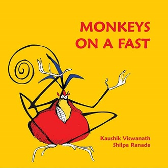 Monkeys on a Fast - Children Picture Book
