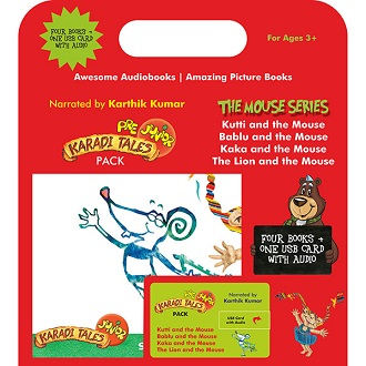 The Mouse Series - Children Audio Book