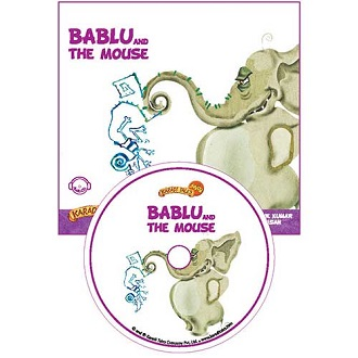 Bablu and the Mouse - Children Audio Book