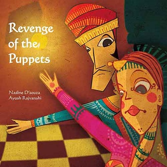 Revenge of the Puppets - Children Picture Book
