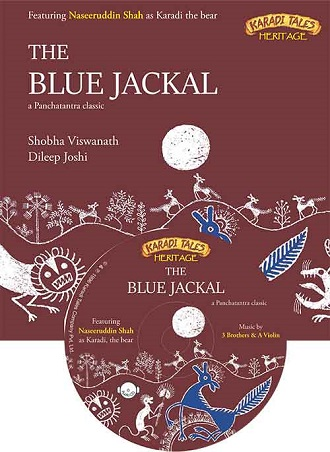 The Blue Jackal - Children Audio Book