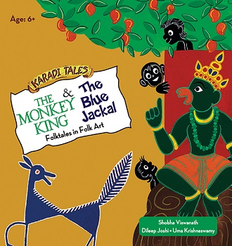 Folktales in Folk Art - Children Picture Book