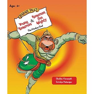 Young Hanuman - Children Picture Book