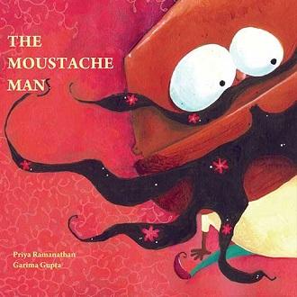 The Moustache Man - Children Picture Book