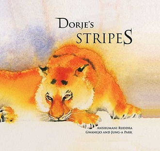Dorje's Stripes - Children Picture Book