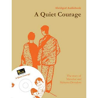 A Quiet Courage - Children Audio Book