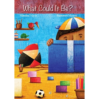 What Could It Be - Children Picture Book