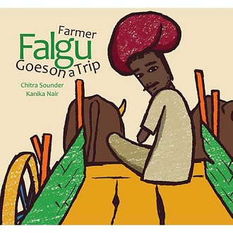 Farmer Falgu Goes on a Trip - Children Picture Book