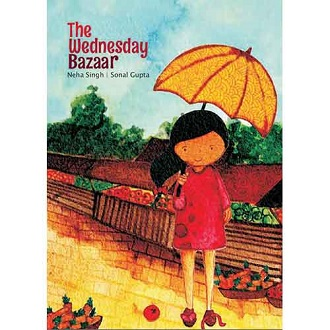 The Wednesday Bazaar - Children Picture Book