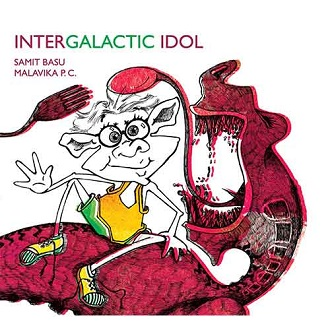 Intergalactic Idol - Children Picture Book