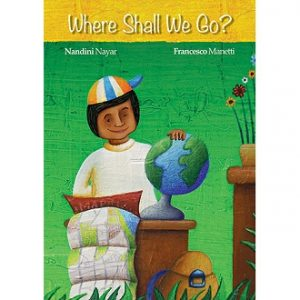 Where Shall We Go - Children Picture Book