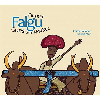 Farmer Falgu Goes to the Market - Picture Book for Children