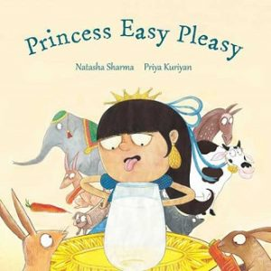 Princess Easy Pleasy - Children Picture Book