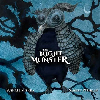 The Night Monster - Children Picture Book