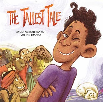 The Tallest Tale - Children Picture Book