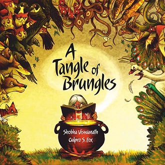 A Tangle of Brungles - Children Picture Book