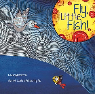Fly, Little Fish - Children Picture Book