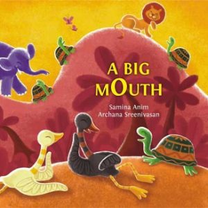 A Big Mouth - Children Picture Book