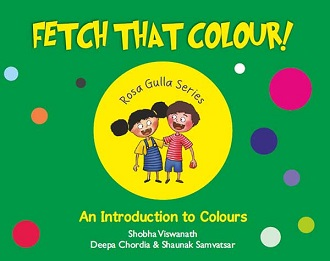 Fetch That Colour - Children Picture Book