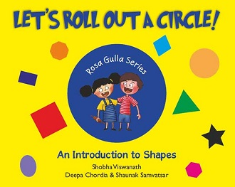 Lets Roll Out A Circle - Children Picture Book