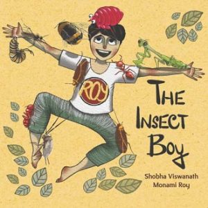 The Insect Boy - Children Picture Book