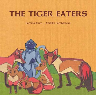 The Tiger Eaters - Children Picture Book