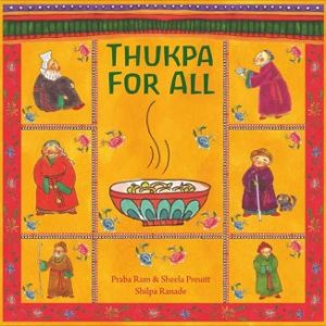 Thukpa for All - Children Picture Book