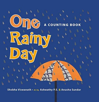 One Rainy Day - Children Board Book