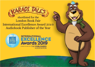 London Book Fair International Excellence Award 2019