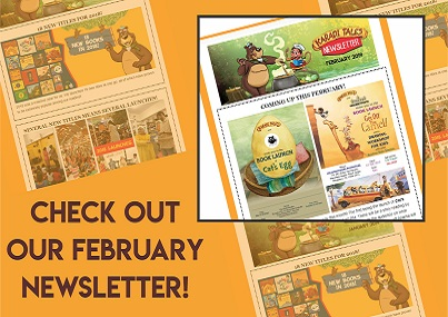 Website Newsletter banner – Feb