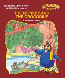 Book The Monkey & the Crocodile (2016)