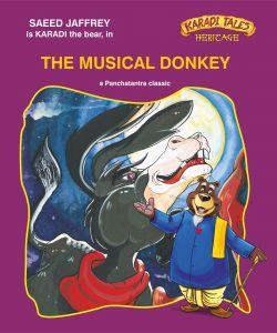 Book The Musical Donkey (2016)
