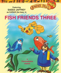 Fish Friends Three Book