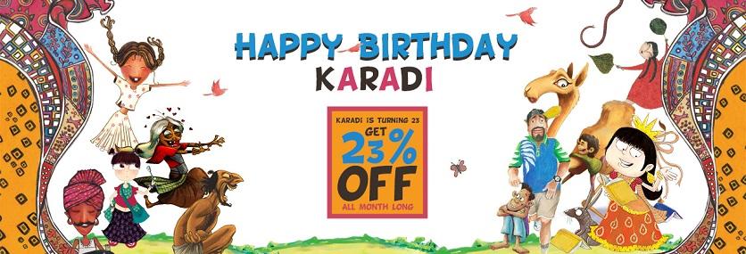 Karadi Birth Day Month
