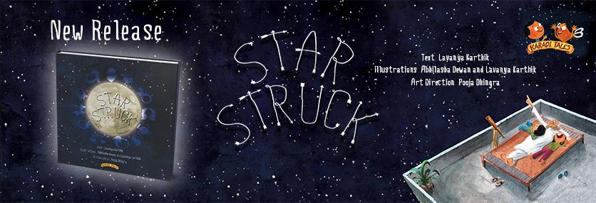 Star Struck – web slider